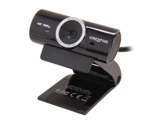 Creative 73VF077000000 USB 2.0 Creative Live! Cam Sync HD Webcam
