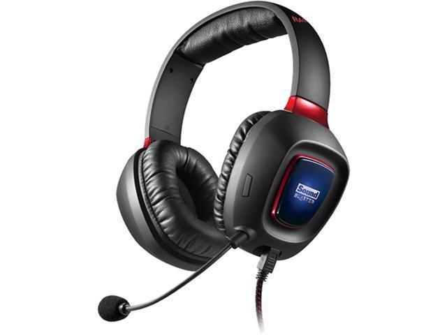 Creative Sound Blaster Tactic3D Rage V2.0 3.5mm/ USB Connector Circumaural Gaming Headset
