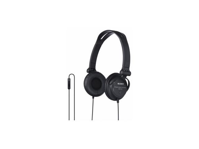 SONY DR-V150iP 3.5mm Connector Circumaural Headphones with iPod Remote