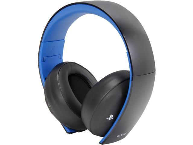 Sony PS4/PS3 Gold Wireless Stereo Headset