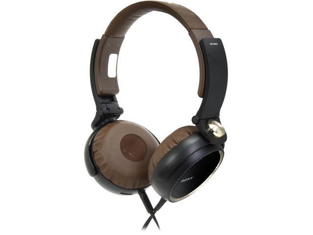 Sony MDR-XB600 Extra Bass Premium Headphones