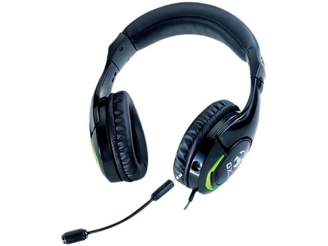 Genius GX-Gaming Mordax Gaming Headset for Mac, PC, PS3, XBOX360 (MORDAX HS-G600)
