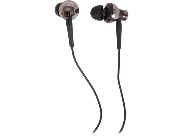 Rosewill R-Studio E-550 Noise Isolating Earbuds, Aluminum Housing, 3.5mm Connector