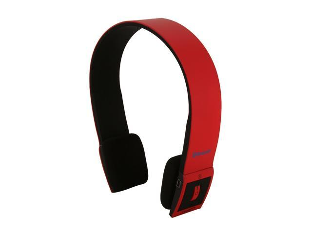 inland 87096 Supra-aural ProHT Bluetooth Headset (Red)