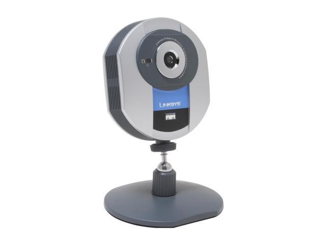 LINKSYS WVC54GC 320 x 240 MAX Resolution RJ45 Wireless Camera