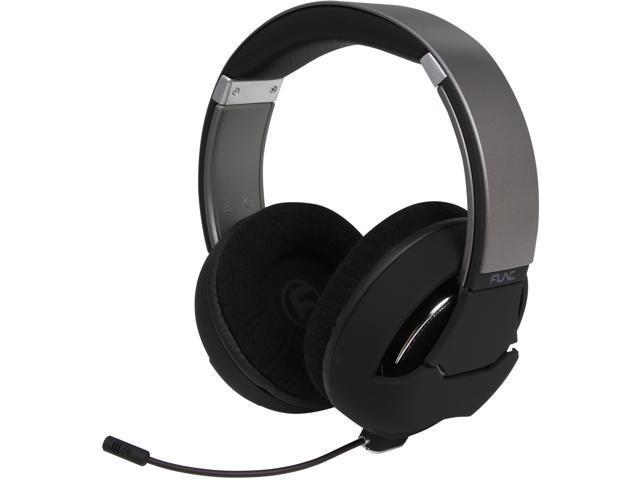 Func FUNC-HS-260-1ST 3.5mm Connector Circumaural Gaming Headset