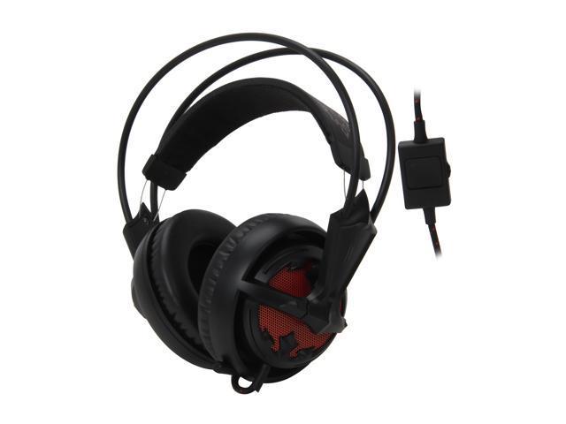 SteelSeries Diablo III 57002 USB Connector Circumaural Headset