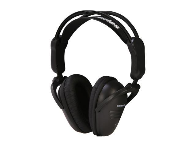 SteelSeries 3H VR 3.5mm Connector Circumaural Gaming Headset- Black