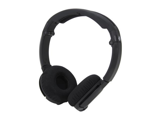 SteelSeries Flux 3.5mm Connector Supra-aural Gaming Headset