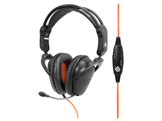 SteelSeries 3H v2 3.5mm Connector Circumaural Headset