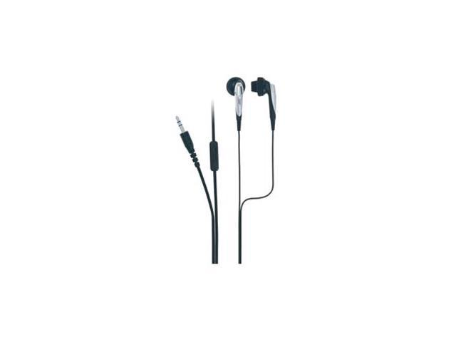 JVC HAF75V 3.5mm Connector Earbud Earphone with In-Line Volume Control