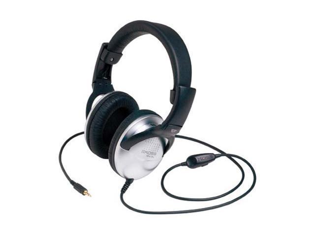 KOSS UR29 3.5mm/ 6.3mm Connector Circumaural Koss Stereophone