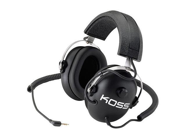 KOSS QuietZone QZ99 Passive Noise Reduction Stereophones
