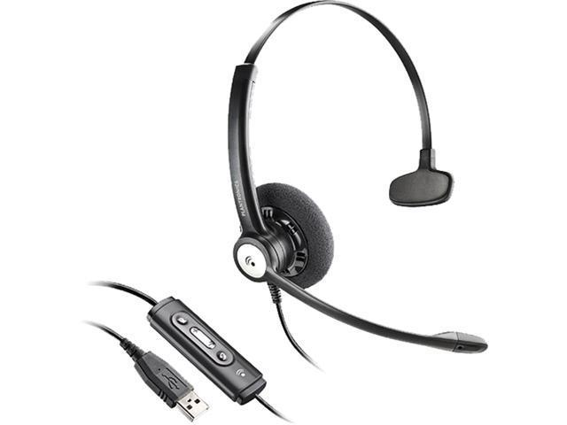 Plantronics 81272-41 C610-M Blackwire 600 Series Headset