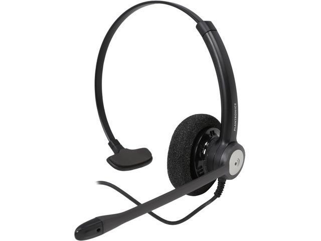 Plantronics C610-M Blackwire 600 Series Monaural (Microsoft) Headset