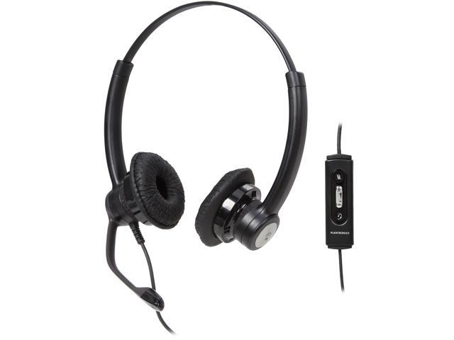 Plantronics 81965-41 C620 Blackwire 600 Series Stereo (Standard) Headset