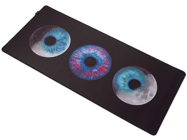 HandCandy Natural Wood Brown/Clear/Silver Beads HF002BD 3.5mm Connector LadyBuds-Jewelry