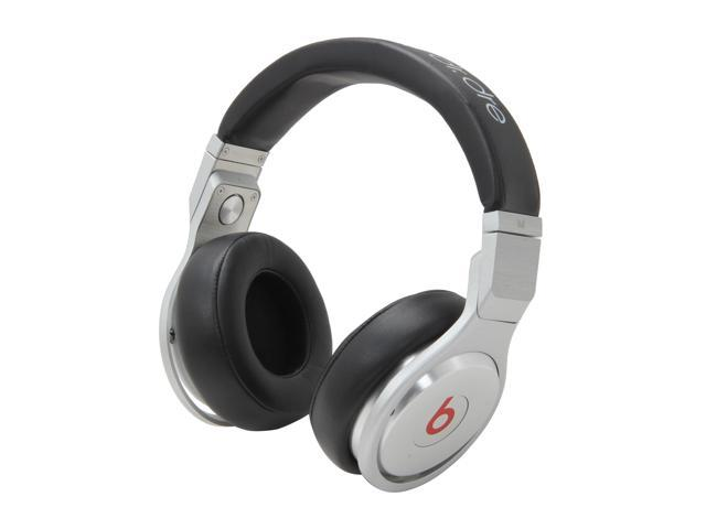 Beats by Dr. Dre Black 900-00034-01 3.5mm Connector Over Ear High Performance Professional Headphone (Black)