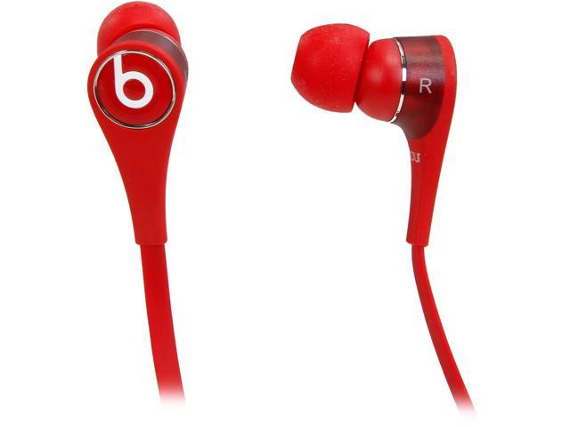 Beats Tour In-Ear Headphone - Red