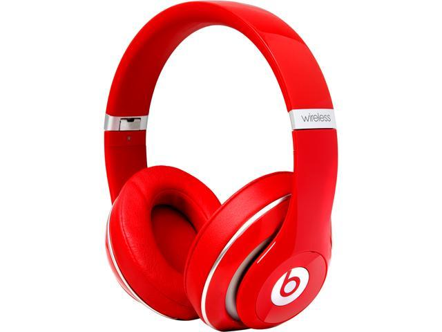 Beats Studio Wireless Over-Ear Headphone - Red