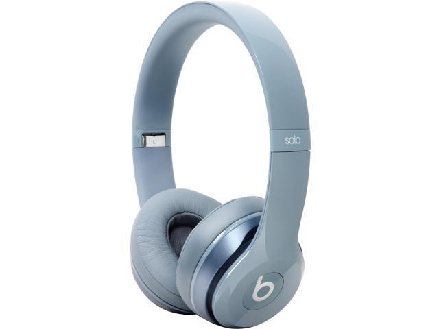 Beats Solo 2 On-Ear Headphone - Silver