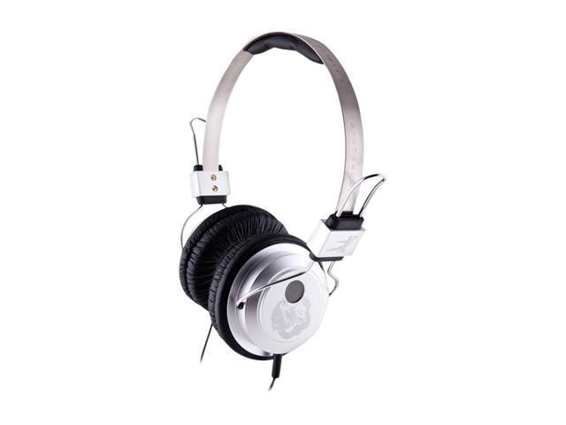 BiGR Audio Silver XLBL1 3.5mm Connector Circumaural Bruce Lee Headphone