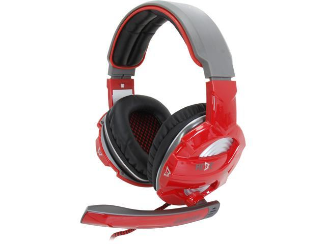 GAMDIAS Hebe USB Connector Circumaural Surround Sound Gaming Headset