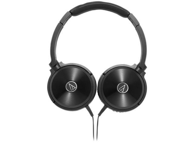 Audio-Technica ATH-WS77 Solid Bass Over-Ear Headphones