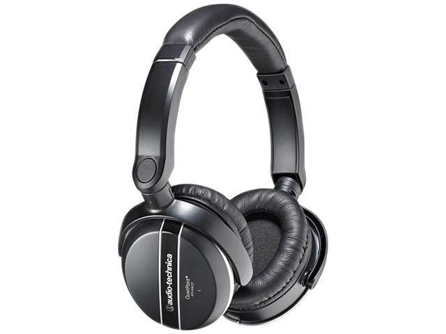 Audio Technica ATH-ANC27X QuietPoint Active Noise-Cancelling Headphones