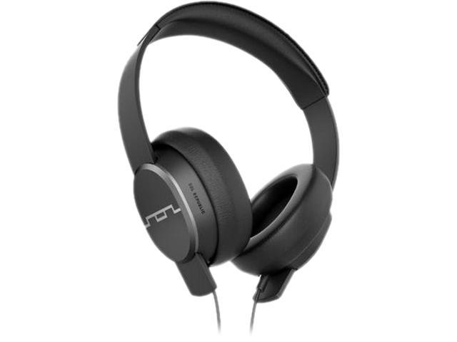 Sol Republic Gunmetal 1601-30 Master Tracks over-ear headphones