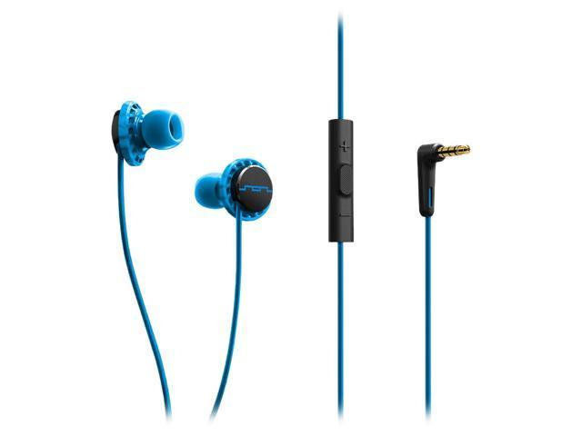 Sol Republic Horizon Blue 1131-36 Relays 3-Button In-Ear Headphones