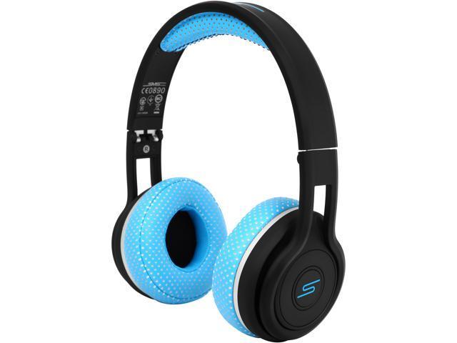 SMS Audio SMS-BTWS-SPRT-BLU SYNC by 50 On Ear Wireless Sport Headphone