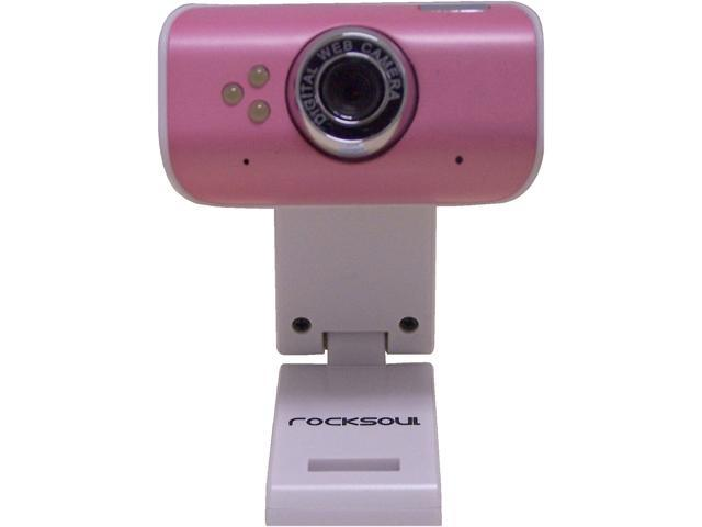 Awa Technology WK-105168AP Rose Webcam 5.0 M Effective Pixels USB WebCam