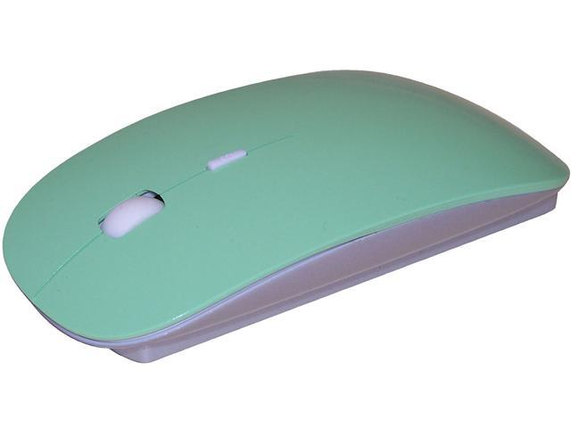 ROCKSOUL MS-102GSBT Green 2 Buttons Bluetooth Bluetooth Wireless 1000 dpi Bluetooth Mouse for MAC or PC