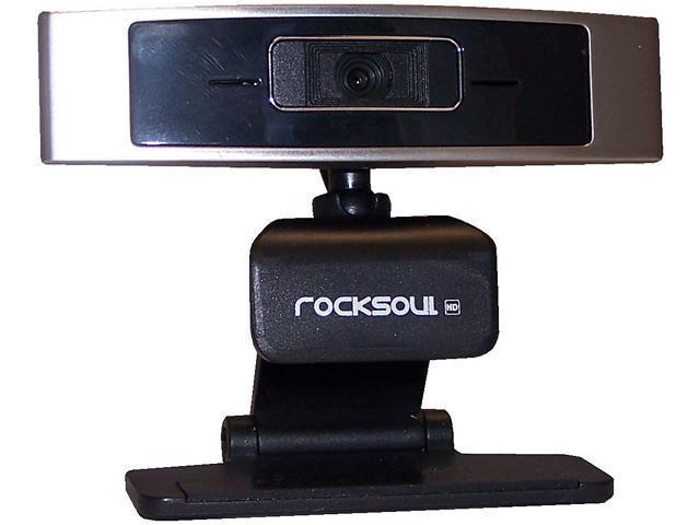 ROCKSOUL WK-107 USB 2.0 HD CAM 1080P Webcam