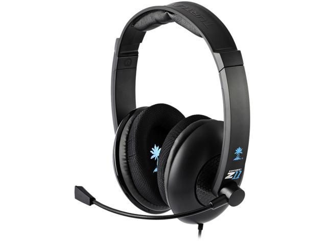 Turtle Beach TBS-2145-01 3.5mm Connector Circumaural Ear Force Z11 Wired PC and Mobile Gaming Headset