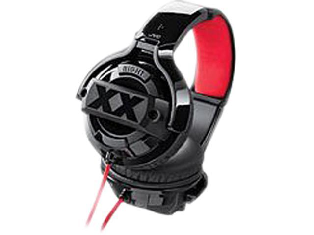 JVC HAMR55X Xtreme Xplosives Around-the-Ear Headphones with In-Line Remote and Microphone