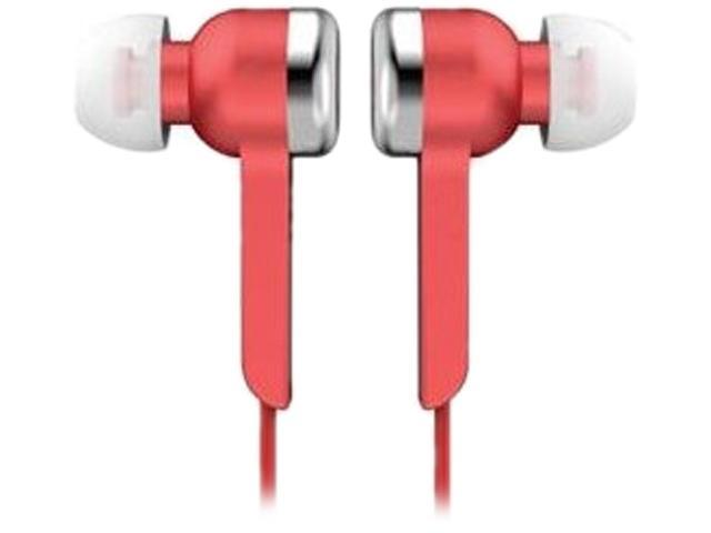 SuperSonic Red IQ-113RED Noise Reduction Headphones