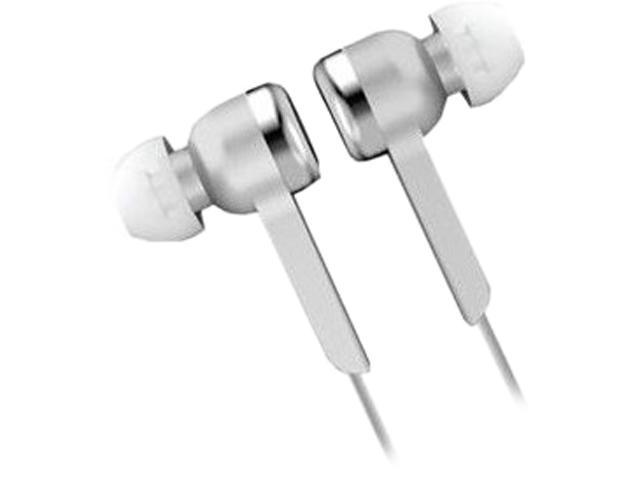 SuperSonic Silver IQ-113SILVER Noise Reduction Headphones