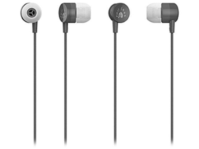 Fuji Labs Black AUFJ-SQNMS101BK 3.5mm Connector Sonique SQ101 Designer In-Ear Headphones