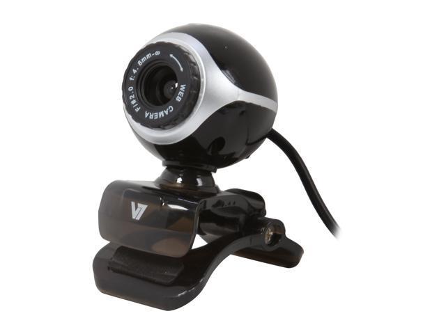 V7 CS0300-1N Vantage Webcam 300 USB 2.0 Webcam