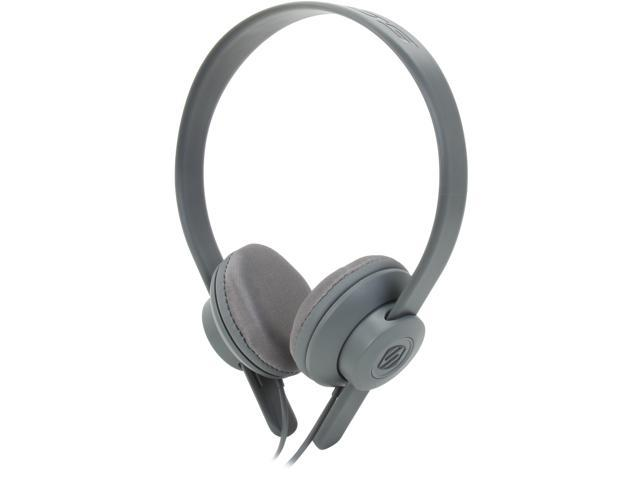 Scosche lobeDOPE Full Spectrum On-Ear Headphes - Gray - SHP400-GY