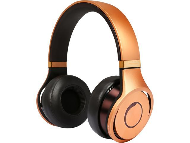 Pioneer Bright Copper SE-MX9-T 3.5mm Connector Dynamic Stereo Headphones