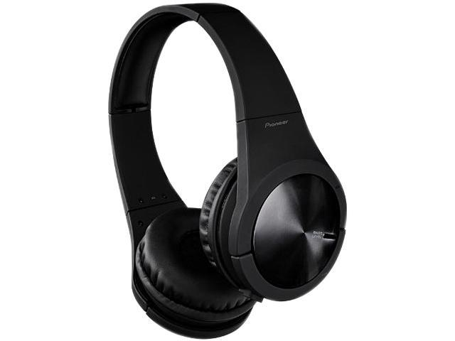 Pioneer SE-MX7-K Dynamic Stereo Headphones with ADVANCED BASS LEVEL CONTROL