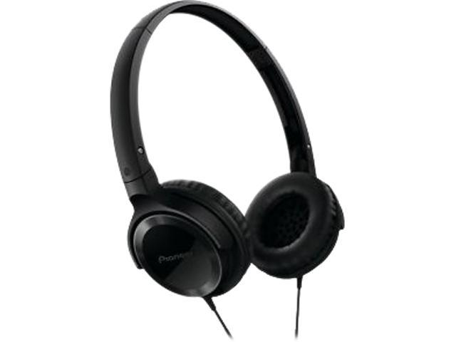 Pioneer SE-MJ502 On-Ear Headphones