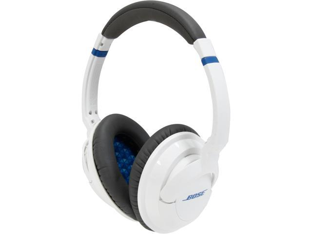 Bose SoundTrue Headphones Around-Ear Style, White