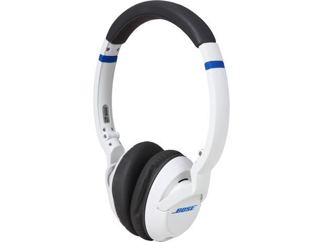 Bose White SoundTrue On-Ear Headphones
