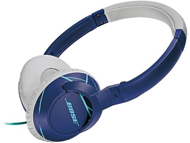 Bose Purple/Mint SoundTrue On-Ear Headphones