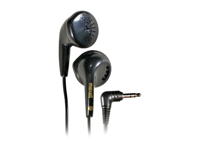 Maxell EB-95 3.5mm Gold-Plated Connector Earbud Headphone