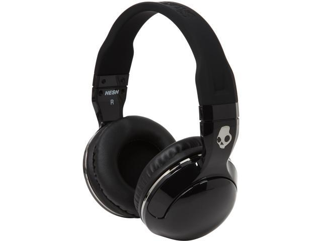 Skullcandy S6HSGY-374 Hesh 2 Micd Metal Over-Ear Headphones with Mic
